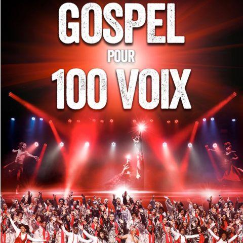 GOSPEL POUR 100 VOIX – THE 100 VOICES OF GOSPEL